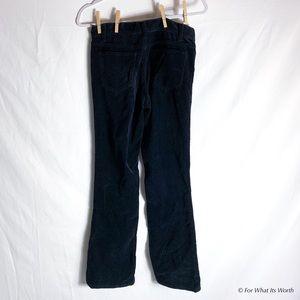Tory Burch Pants - Tory Burch Classic Tory Black Corduroy Pants